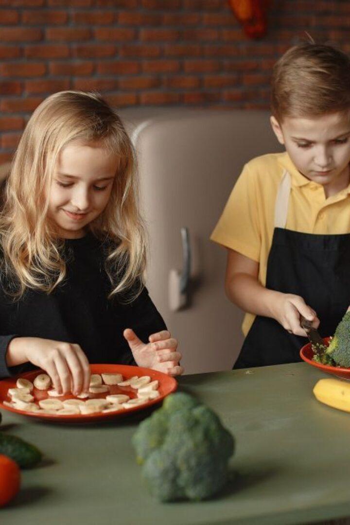 Η διατροφή στην παιδική ηλικία έχει επίδραση για μια ζωή