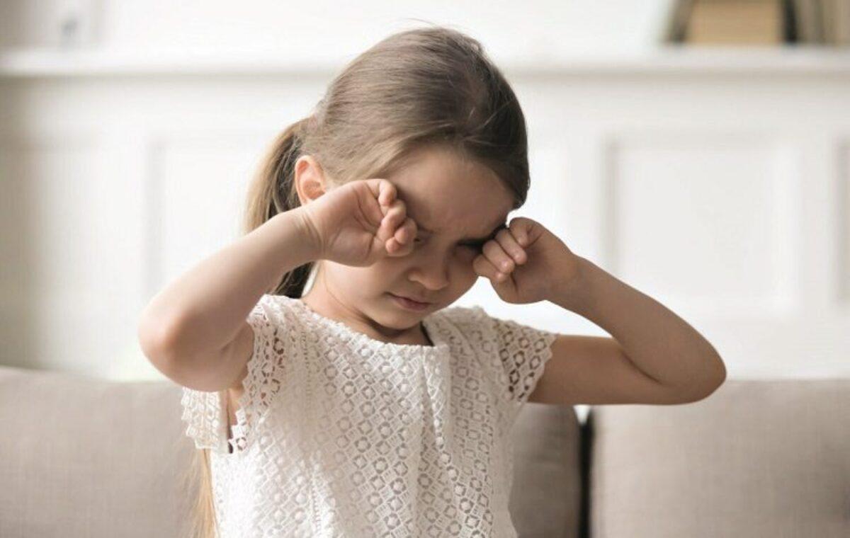 Αυξημένοι οι τραυματισμοί στα μάτια μικρών παιδιών λόγω της χρήσης αλκοολούχων απολυμαντικών