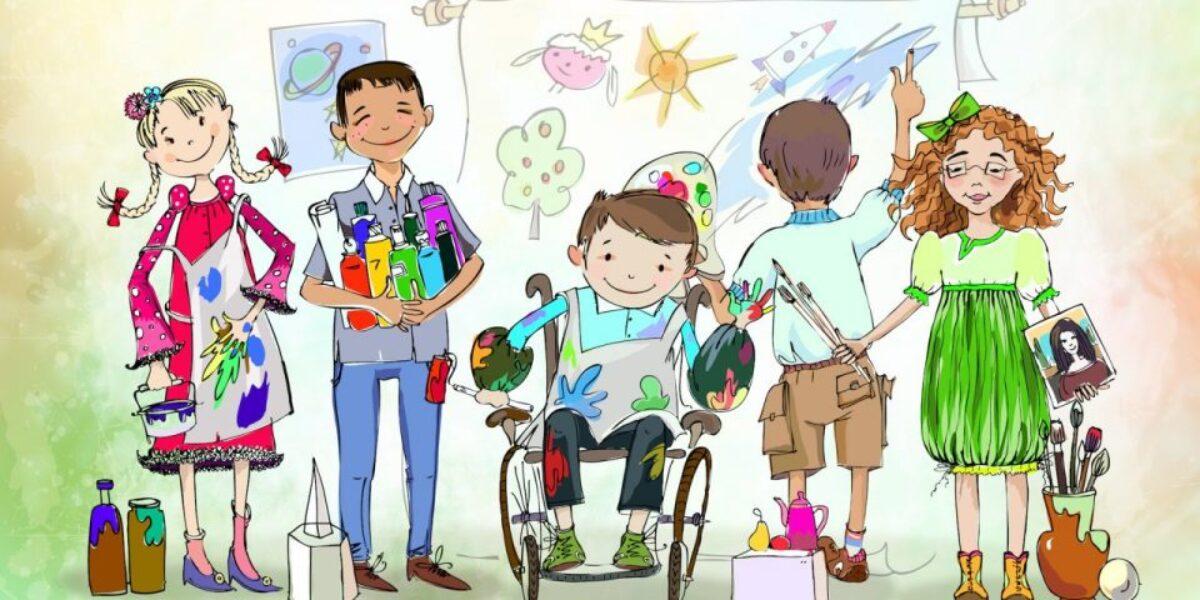 Τα παιδιά από εμάς μαθαίνουν ποια θα είναι η στάση τους απέναντι στην αναπηρία και τη διαφορετικότητα