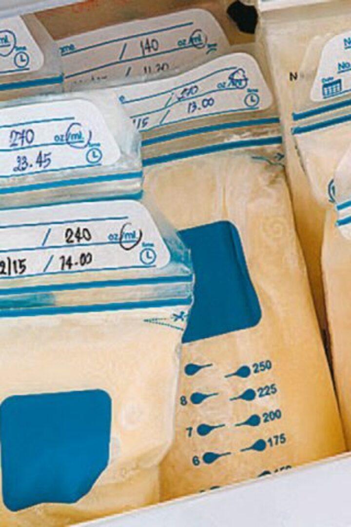 Παράθυρο ελπίδας για πρόωρα νεογνά η δωρεά γάλακτος