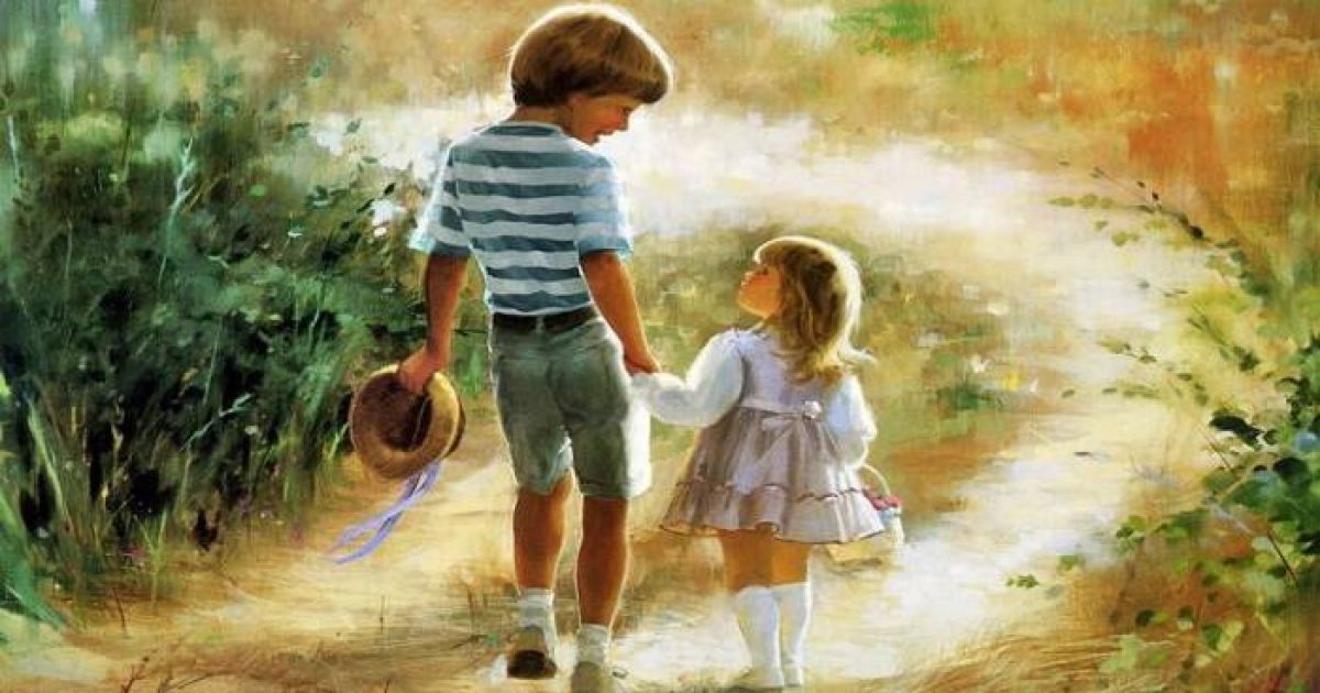 Η ανεκτίμητη αξία του μεγαλύτερου παιδιού της οικογένειας. Ένα υπέροχο κείμενο