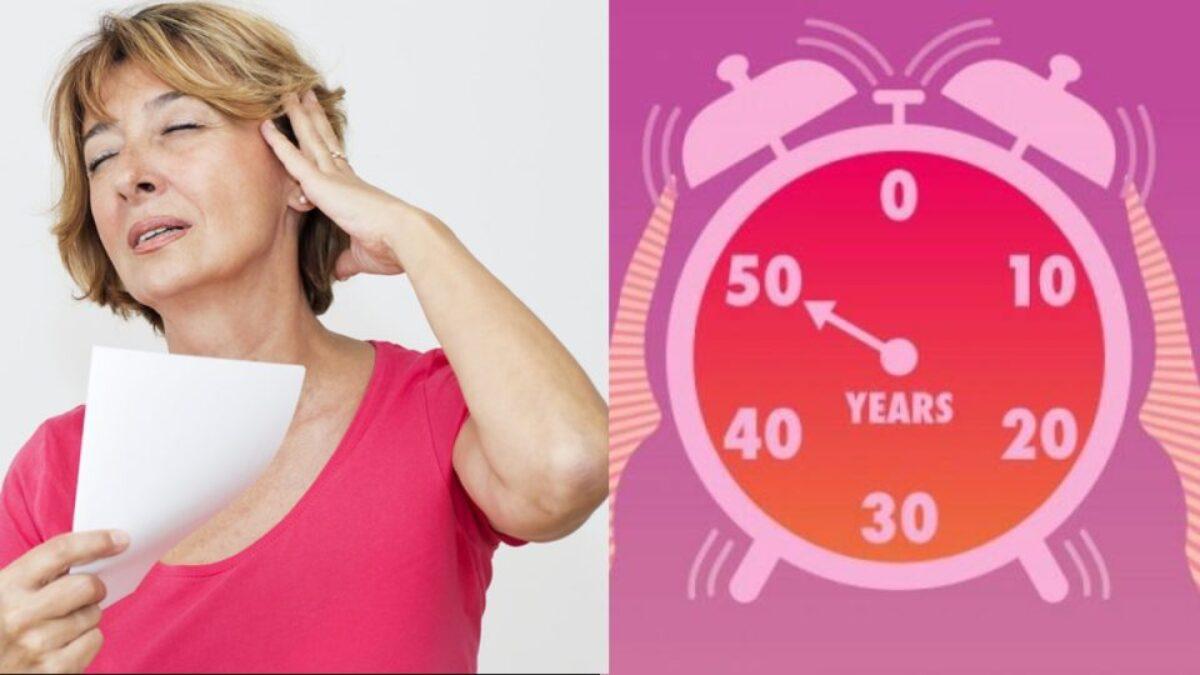 Προκλιμακτήριος: Τι είναι και πώς θα καταλάβετε ότι μπαίνετε στην εμμηνόπαυση