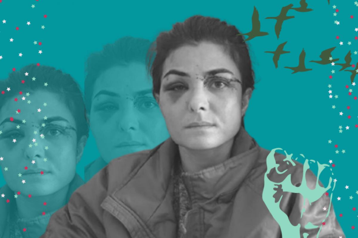 Melek İpek: Πώς η αποφυλάκισή της κατάφερε να γίνει το «σύμβολο» των κακοποιημένων γυναικών στην Τουρκία