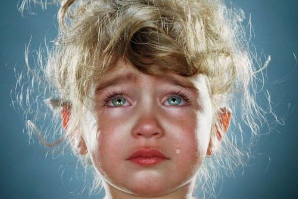 Γιατί κλαίει το παιδί;