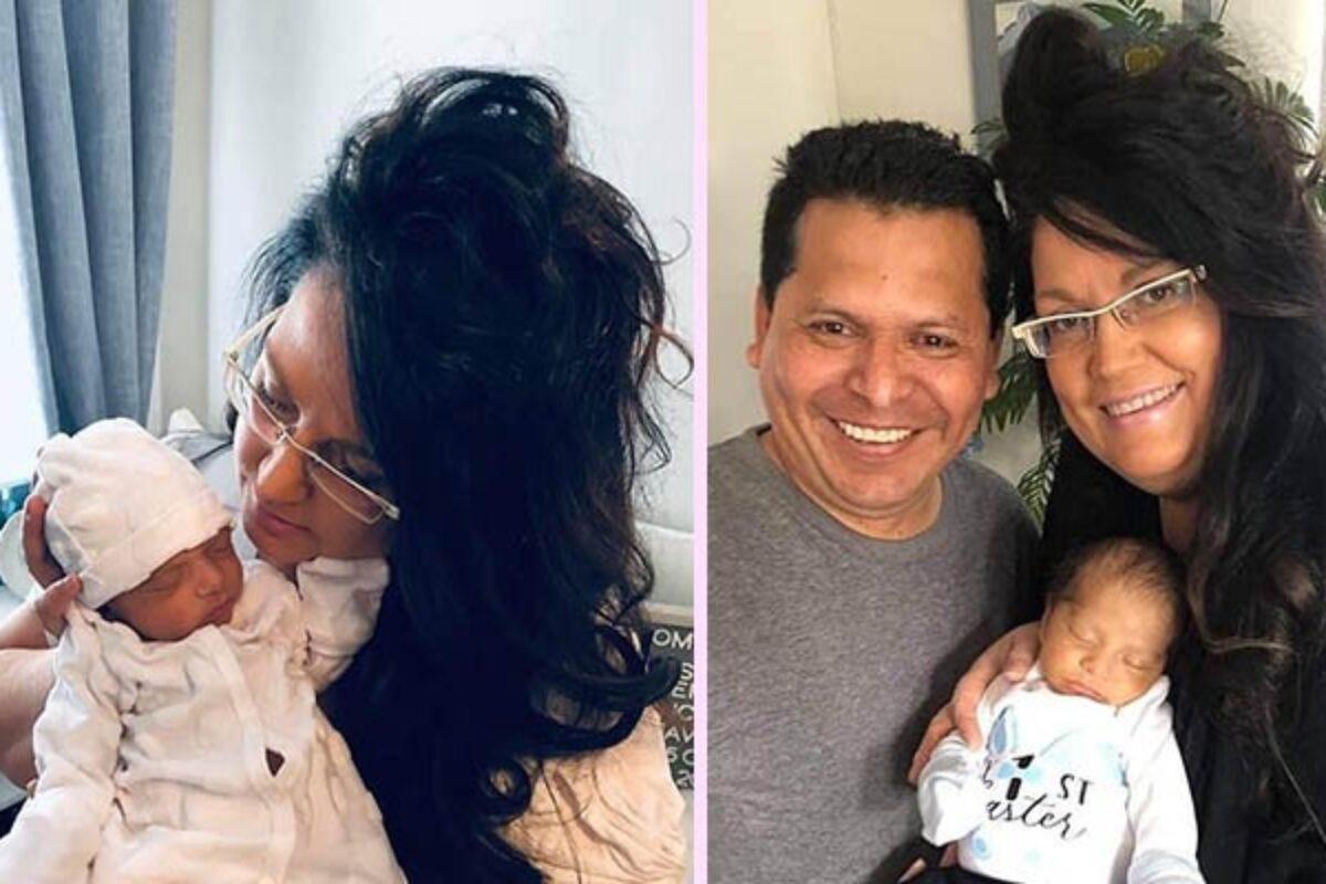 «Περίμενα 20 χρόνια για να γίνω μητέρα»: Γυναίκα έγινε πρώτη φορά μαμά στα 50 της μετά από προσπάθειες 20 χρόνων