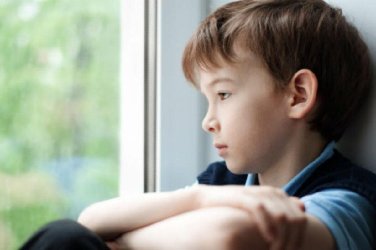 Την ευαίσθητη πλευρά του παιδιού μου δε τη γνώρισαν ούτε παιδιά, ούτε δάσκαλοι…