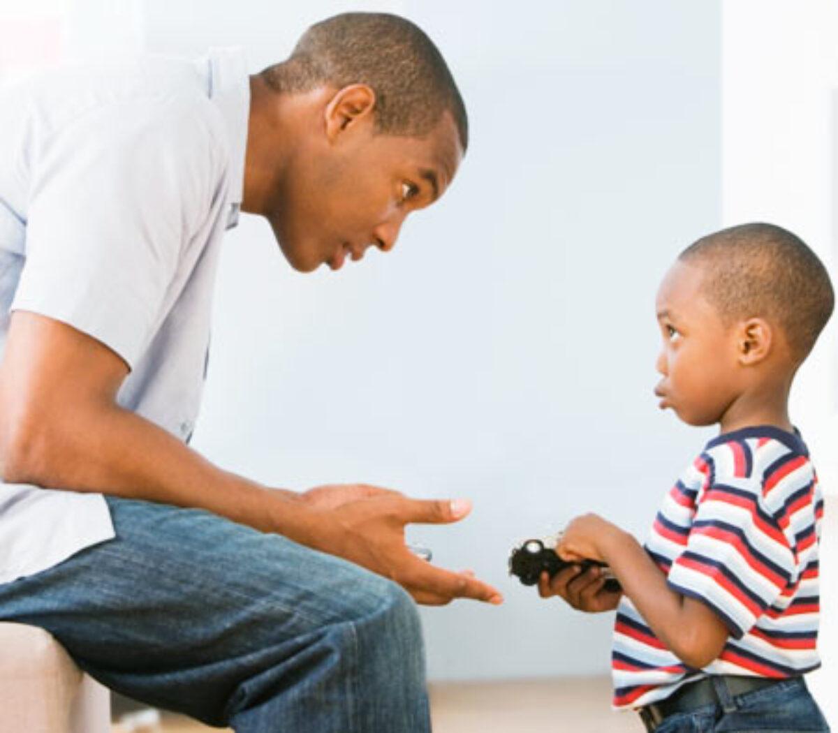 Γιατί είναι τόσο σημαντικό και αναγκαίο οι γονείς να λένε «όχι» στα παιδιά τους;