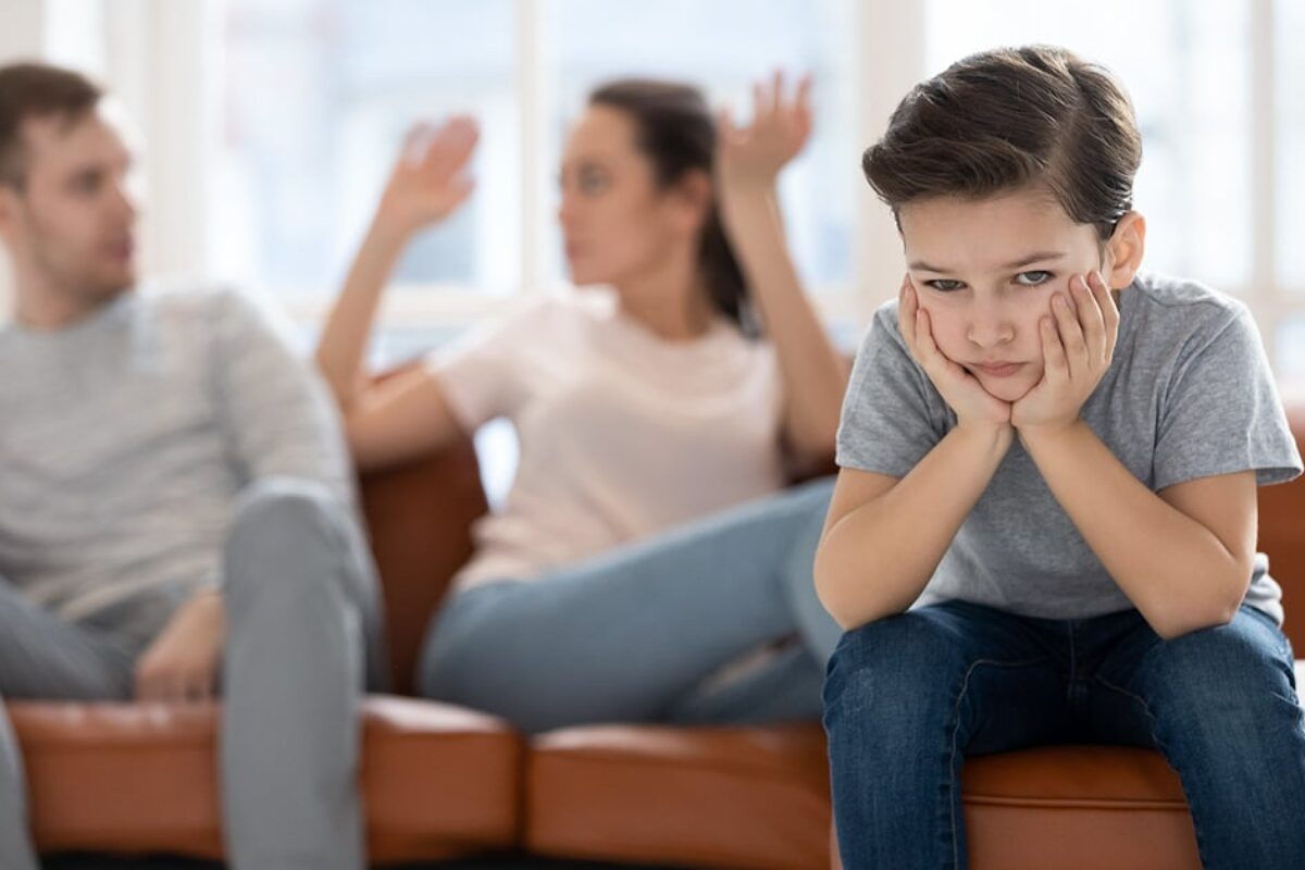 Όταν ο μπαμπάς υπονομεύει τους κανόνες της μαμάς