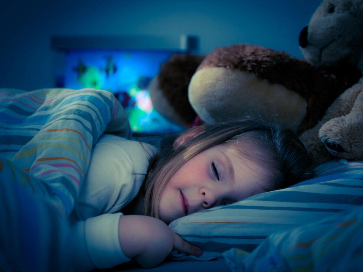 «Οι 6 λέξεις που λέω στο παιδί μου κάθε βράδυ πριν κοιμηθεί»