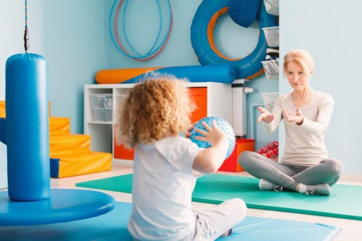 H σημασία του παιχνιδιού σε παιδιά που ανήκουν στο φάσμα του αυτισμού