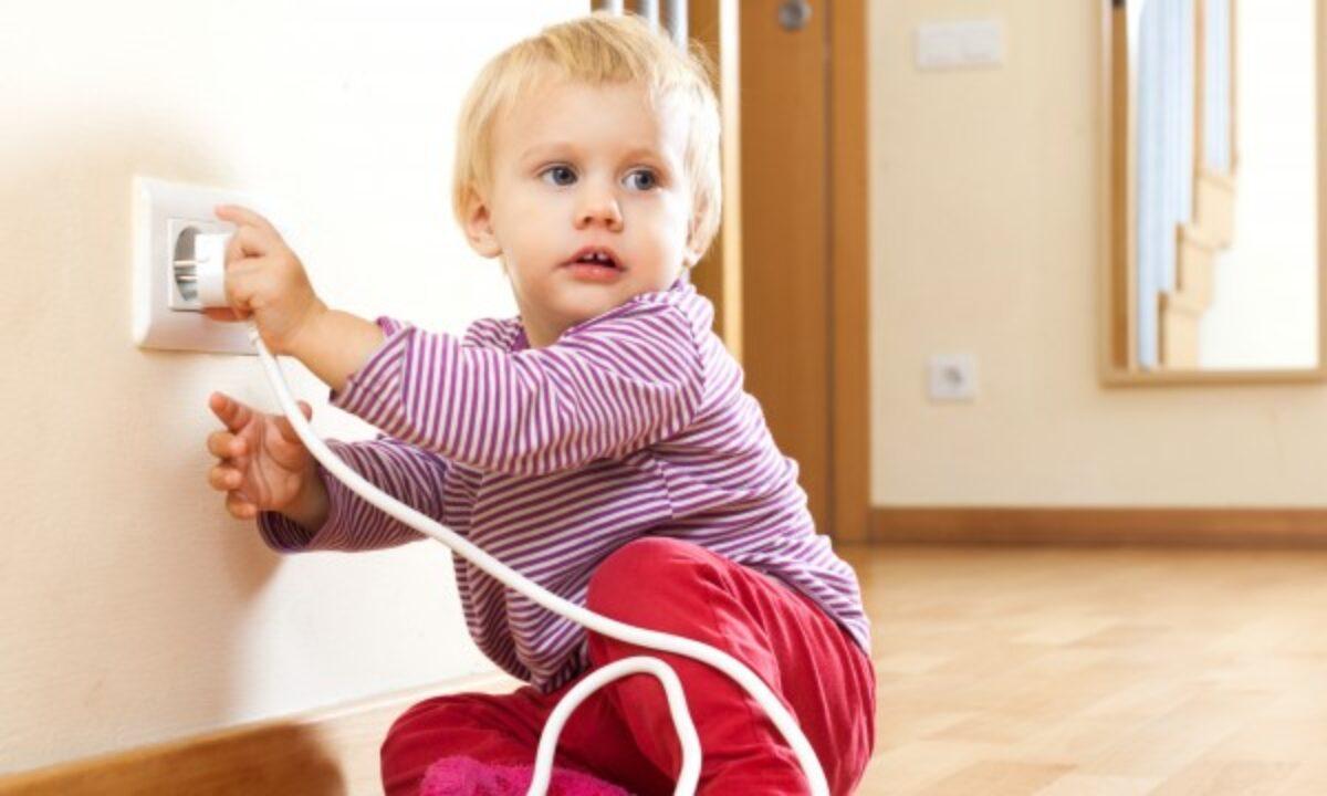 Τα επτά πιο συχνά ατυχήματα στο σπίτι: Πώς να προστατεύσετε το παιδί