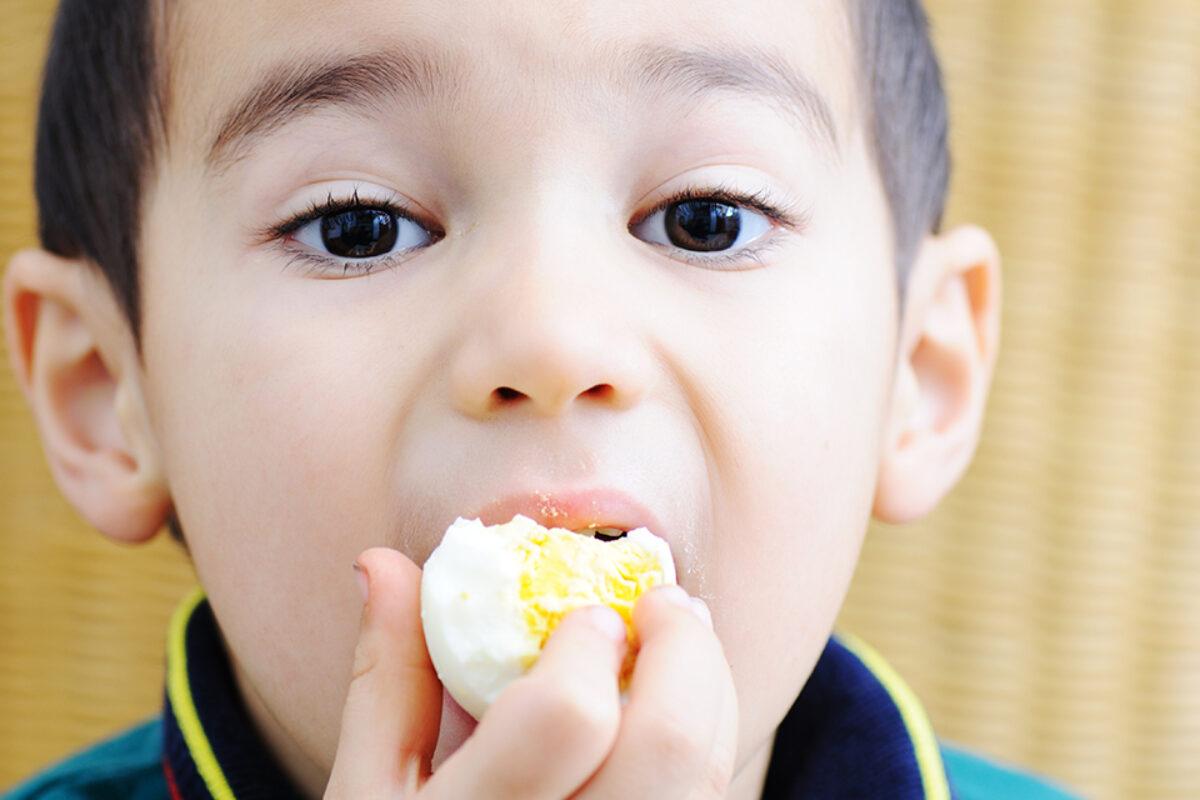 Το αυγό σύμμαχος στην παιδική ανάπτυξη!