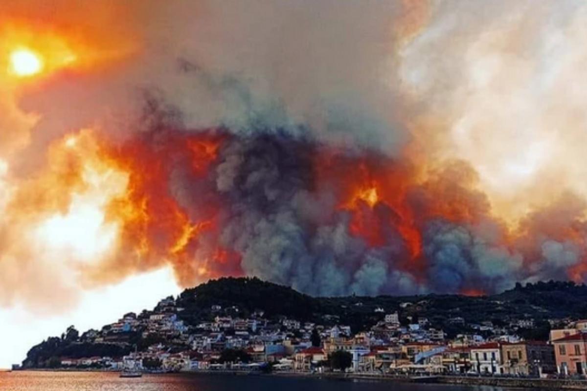 Δωρεάν 24ωρη ψυχολογική υποστήριξη στους πληγέντες των πυρκαγιών στη γραμμή 10306