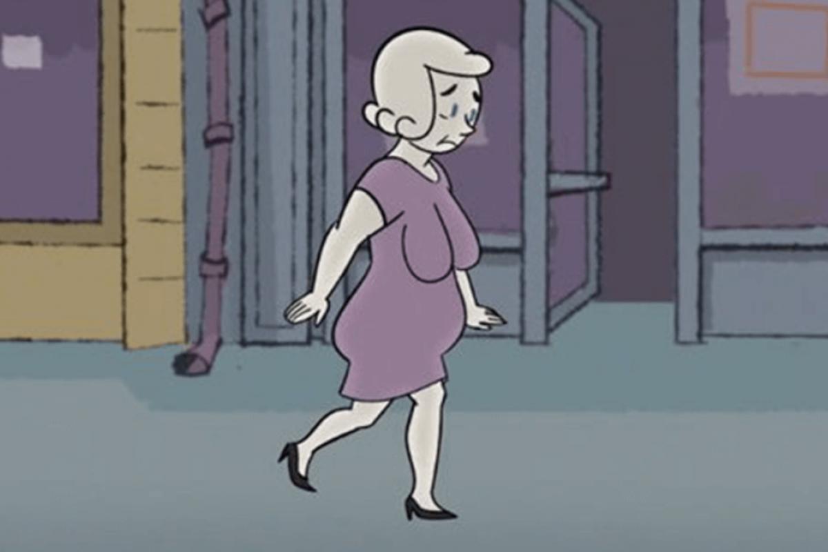 Οι αλλαγές στο σώμα μιας γυναίκας σε ένα εκπληκτικό βίντεο