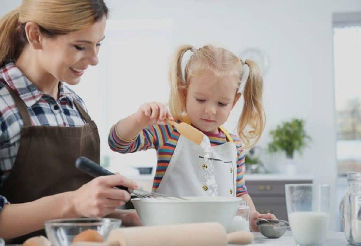 Ρουτίνες στο σπίτι: 10 λόγοι που είναι σημαντικές στη ζωή των παιδιών.