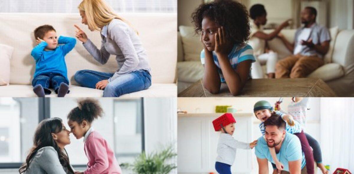 Τι είδους γονιός είσαι;