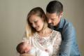 «Υιοθετήσαμε το κοριτσάκι μας μετά από 7 αποτυχημένες εγκυμοσύνες, 4 εξωσωματικές και 8 χρόνια θλίψης και απόγνωσης»