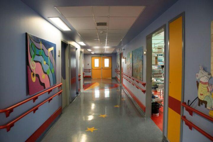 Ένα σχολείο διαφορετικό από τ' άλλα…στον 1ο όροφο της «Ογκολογικής Μονάδας Παίδων – Ελπίδα»