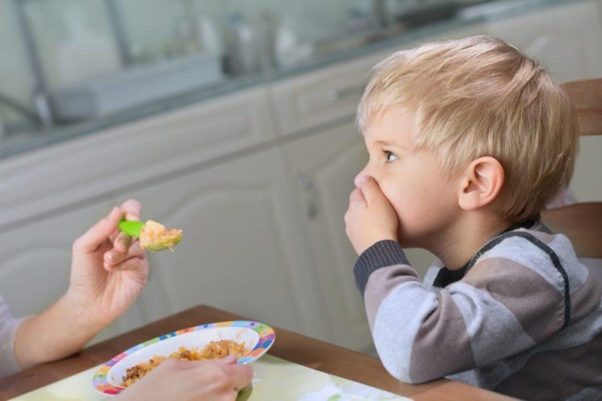 Τι να κάνουμε όταν το παιδί μας αρνείται να φάει το φαγητό του;