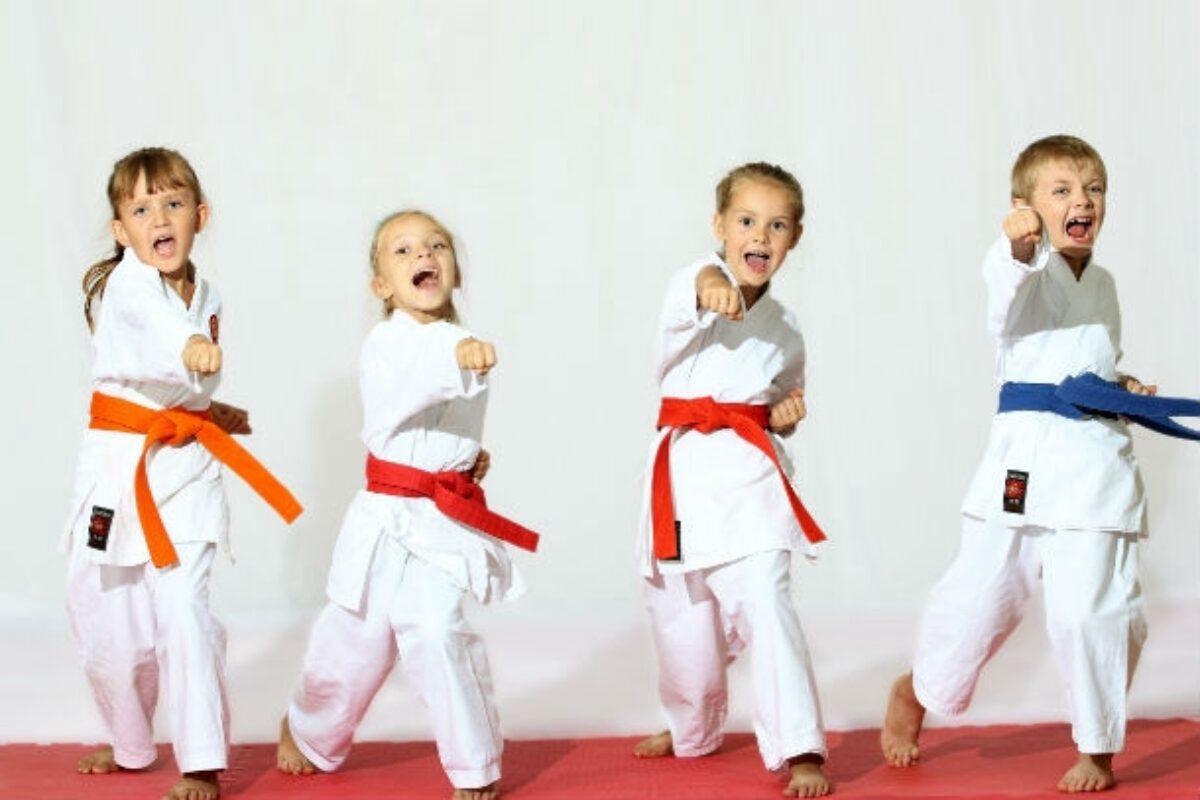 Συμβουλές σε γονείς με παιδιά-μαθητές πολεμικών τεχνών