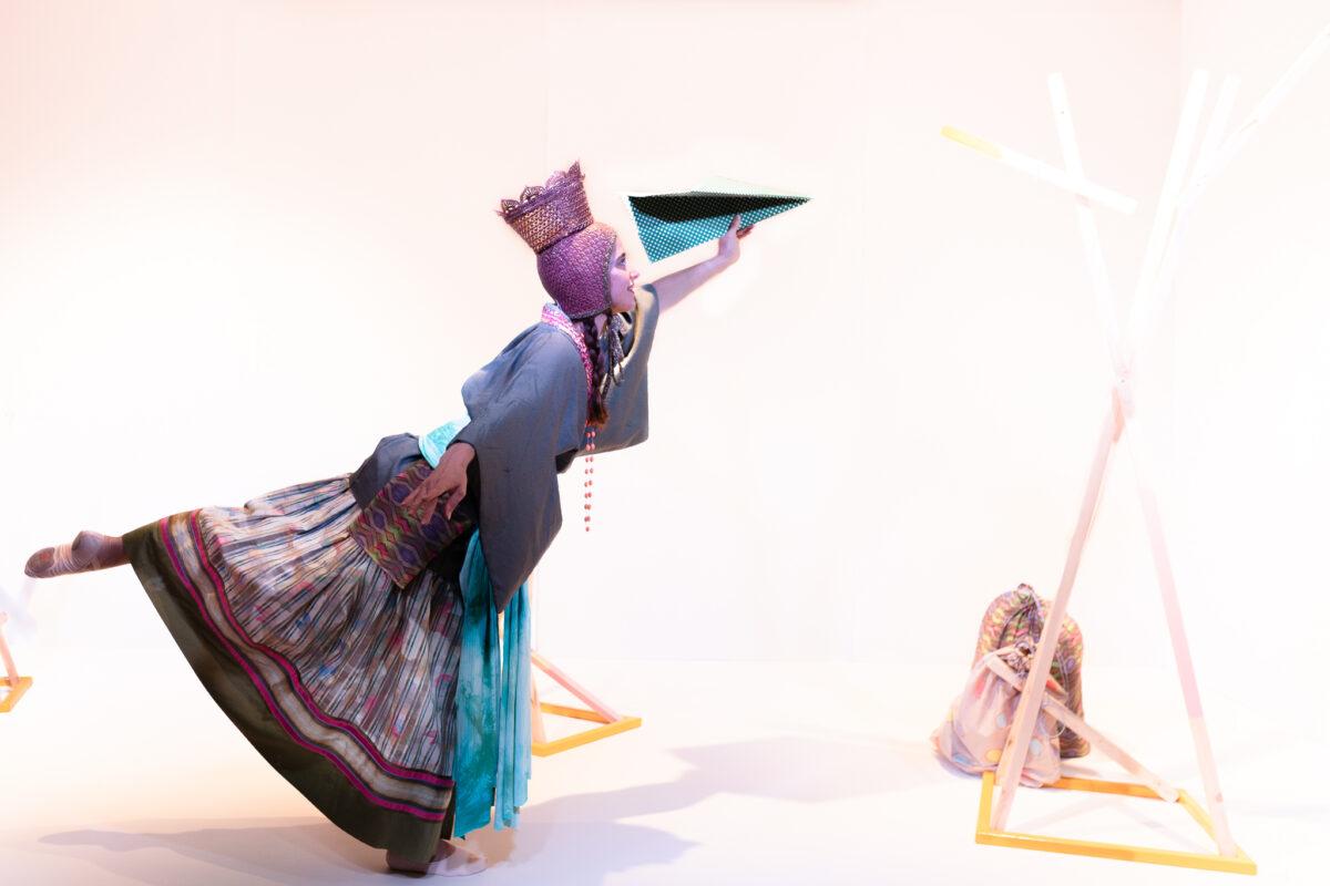 Η Βασίλισσα των πάντων Μια βρεφική παράσταση στον κόσμο της Φαντασίας