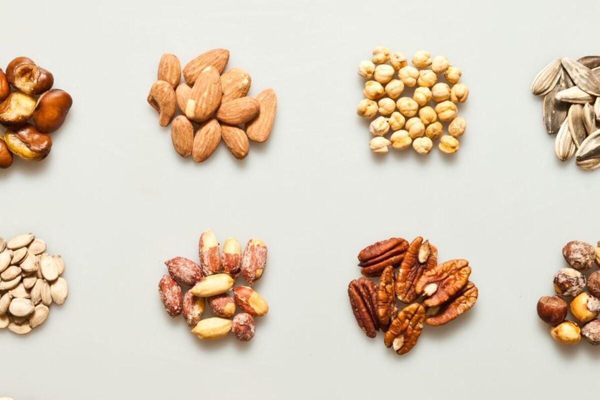 Οι ξηροί καρποί στην παιδική διατροφή